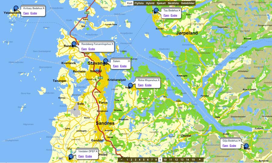 kongeparken kart Kart | Evangeliske Sanger i Sør bevarer den evangeliske  kongeparken kart